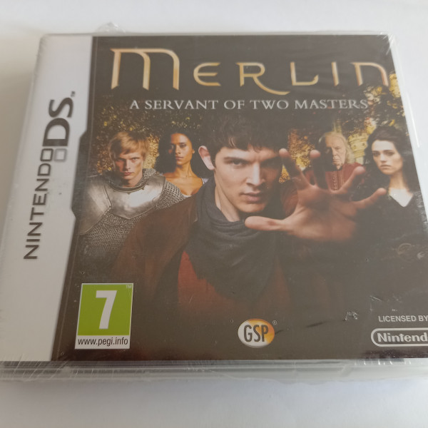 Merlin - A servant of two Masters - DS