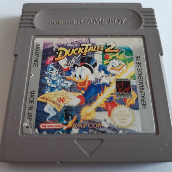 DuckTales 2 - Game Boy