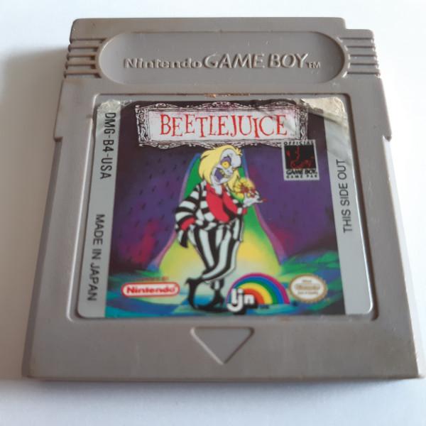 Beetlejuice - Game Boy