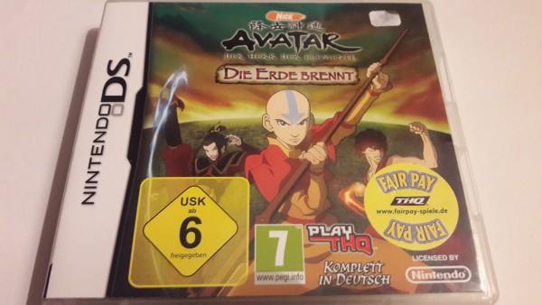 Avatar - Die Erde brennt - DS