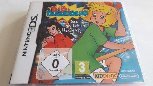 Bibi Blocksberg - Das gestohlene Hexbuch - DS