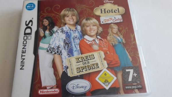 Hotel Zack & Cody - Kreis der Spione - DS