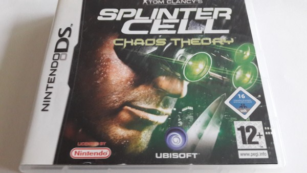Splinter Cell - Chaos Theorie - DS