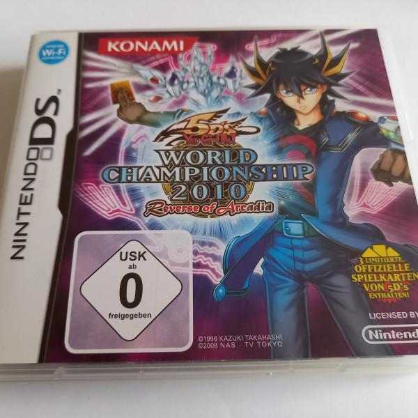 Yu-Gi-Oh! - World Championship 2010 - Reverse of Arcadia - DS