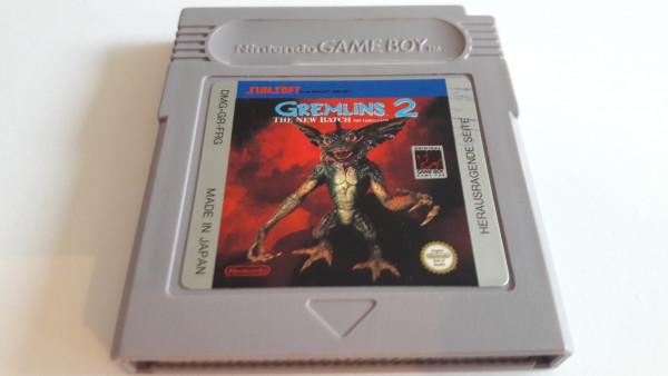 Gremlins 2 - Game Boy