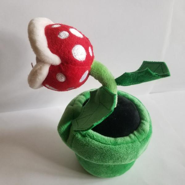 Piranha-Pflanze - Plüschfigur