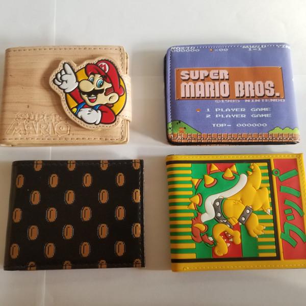 Super Mario - Portmonnaies