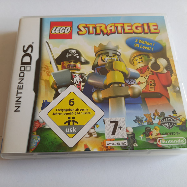 Lego - Strategie - DS