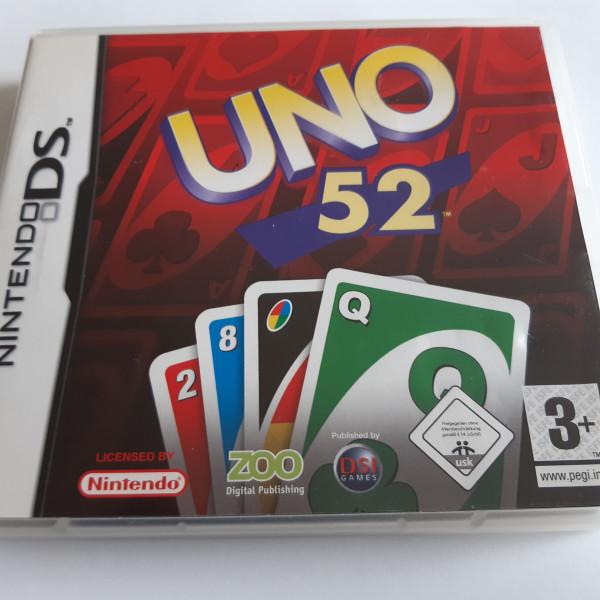 Uno 52 - DS