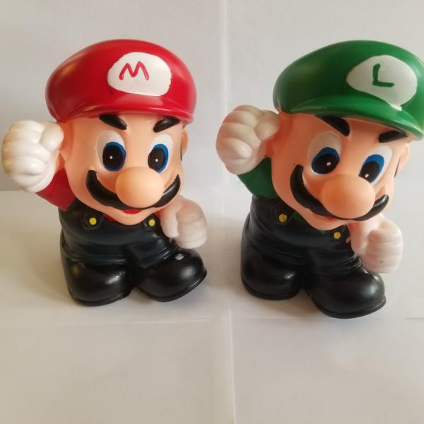 Super Mario & Luigi - Kässeli / Spardose - Gross