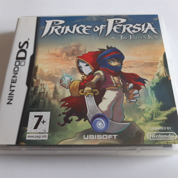 Prince of Persia - The Fallen King - DS