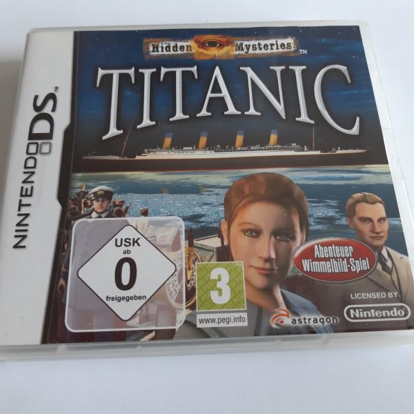 Hidden Mysteries - Titanic - DS