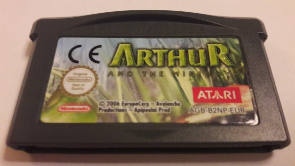 Arthur and the Minimoys - GBA