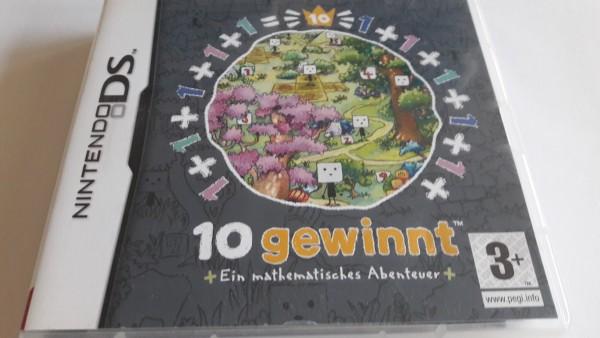 10 gewinnt - ein mathematisches Abenteuer - DS