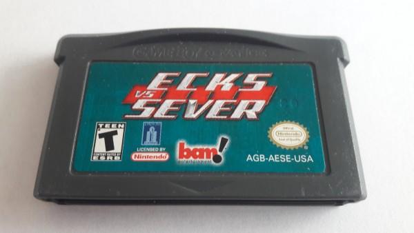 Ecks vs. Sever - GBA