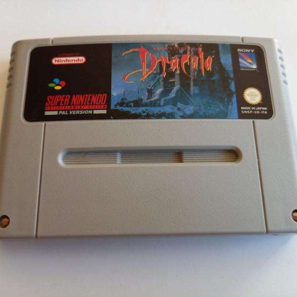 Dracula - SNES