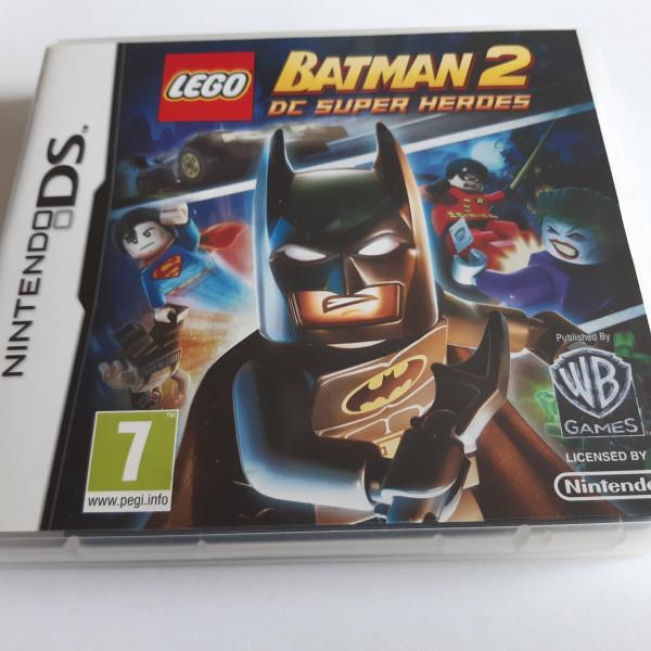 Lego - Batman 2 - DC Super Heroes - DS