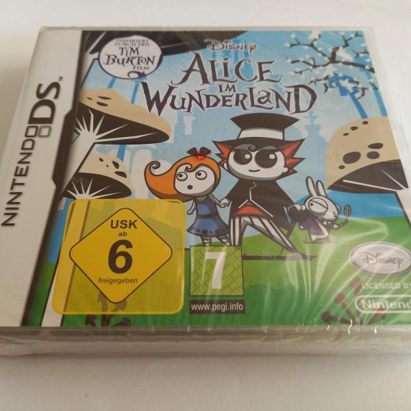 Alice im Wunderland - DS