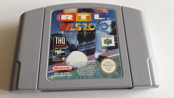 RTL WLS 2000 - N64