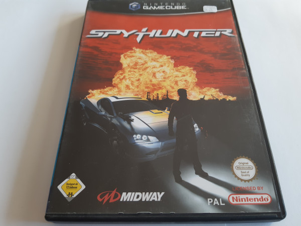 Spy Hunter - GameCube
