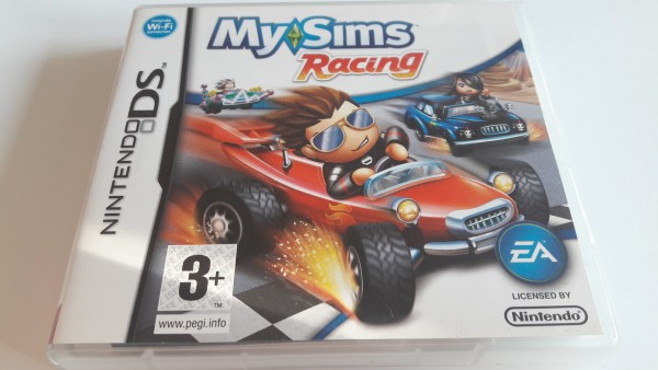 My Sims Racing - DS