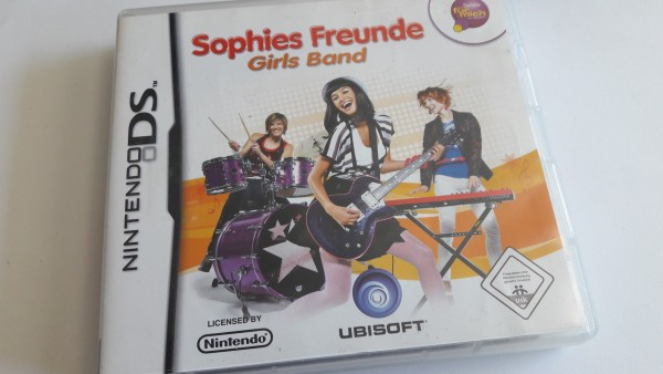 Sophies Freunde - Girls Band - DS