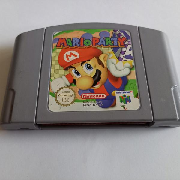 Mario Party - N64