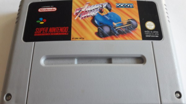 Exhaust Heat - SNES