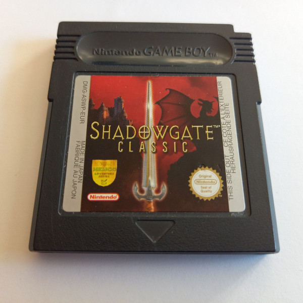 Shadowgate Classic - GBC