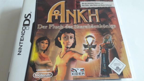 Ankh - Der Fluch des Skarabäenkönigs - DS