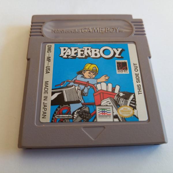 Paperboy - Game Boy