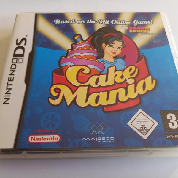 Cake Mania - DS