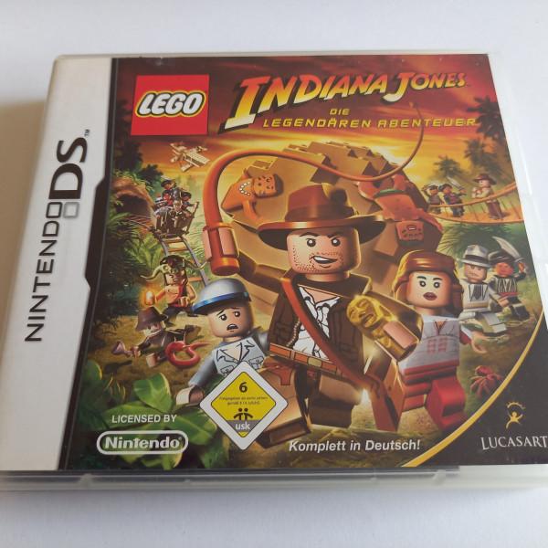 Lego Indiana Jones - Die legendären Abenteuer - DS