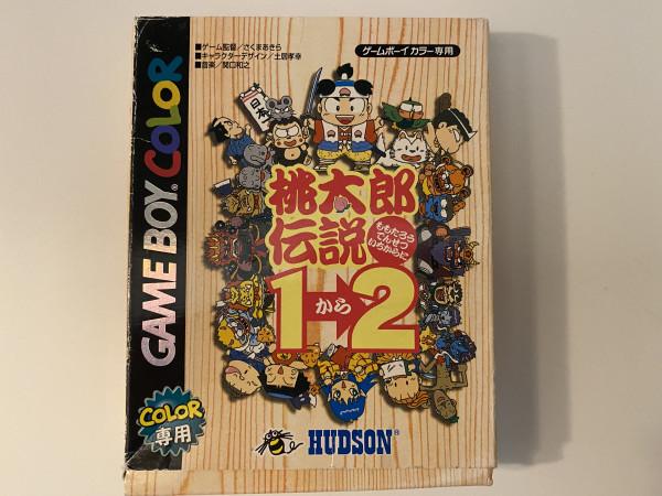Momotarou Densetsu 1-2 - GBC