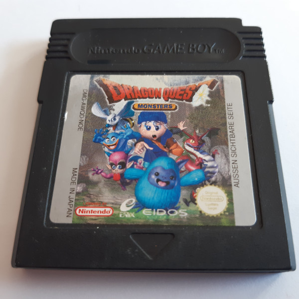 Dragon Quest Monsters - GBC