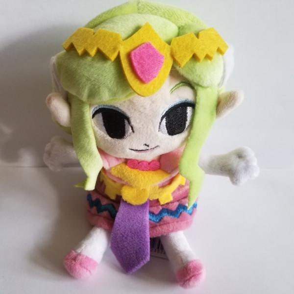 Prinzessin Zelda - Plüschfigur