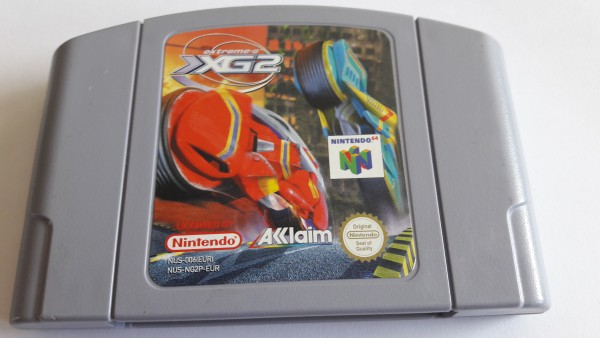 Extreme-G 2 - N64