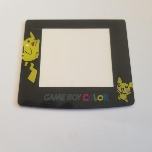 Ersatz-Display für Game Boy Color - Pikachu Edition