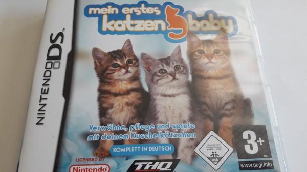 Mein erstes Katzenbaby - DS