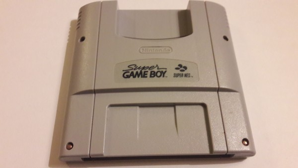 Super Game Boy - SNES