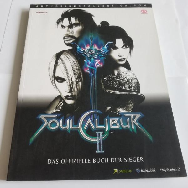 SoulCalibur II - Spieleberater- GameCube