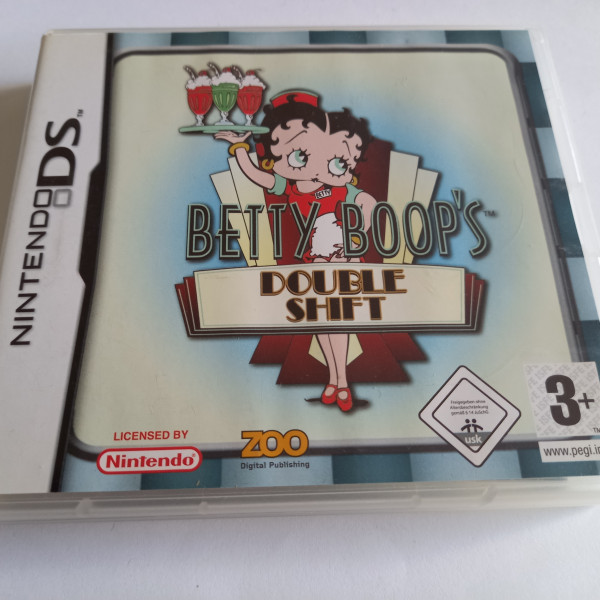 Betty Boop`s Double Shift - DS