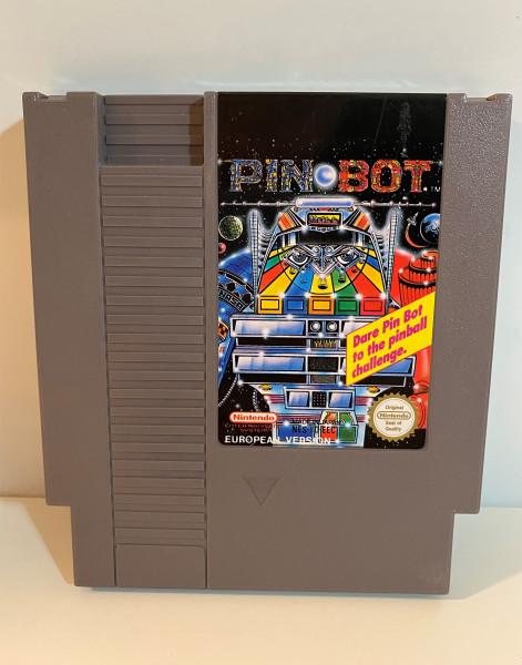Pinbot - NES