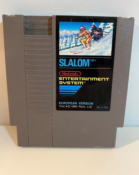 Slalom - NES