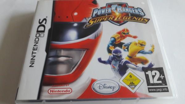 Power Rangers -Super Legends - DS