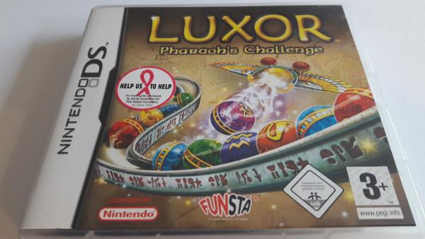 Luxor - Pharaoh`s Challenge - DS