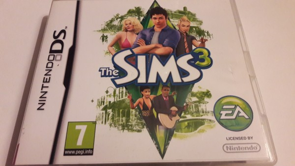 Die Sims 3 - DS