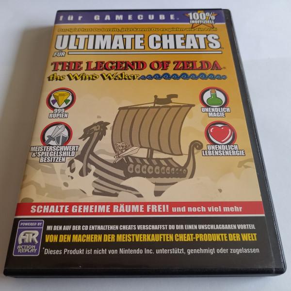 Ultimate Cheats für The Legend of Zelda - The Wind Waker - GameCube