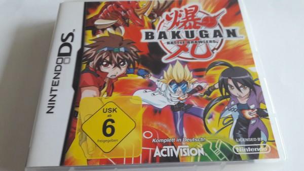 Bakugan - Battle Brawlers - DS