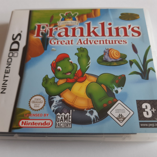 Franklin`s Great Adventure - DS